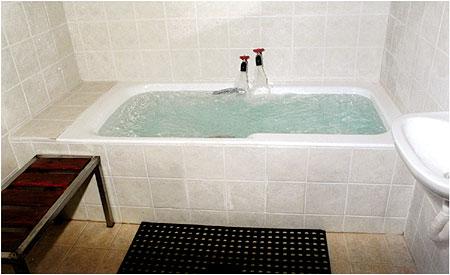 Thermal baths in Arta