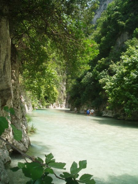 Acheron, Epirus - Greece