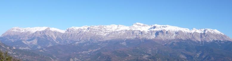 Ori Athamanika, Tzoumerka, Epirus