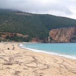 Lichnos-Beach, Igoumenitsa in Epirus, Greece