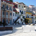 Houses in Parga