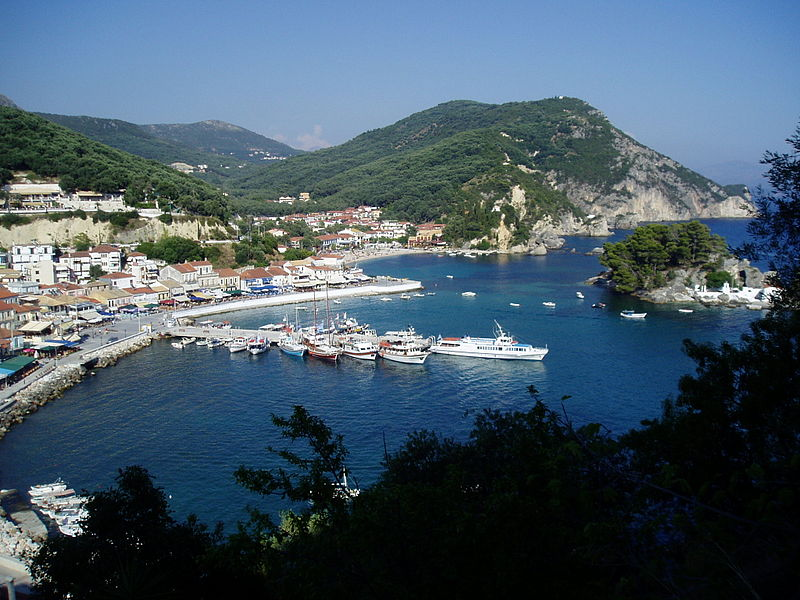 Parga with Island
