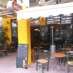 (Kerameikou 53) - An artsy cafe and mezedopoleio featuring live traditional Greek music every Monday night, performed in a casual, improvisatory manner. Located next to the trendy Cafe Sto Theatrou.