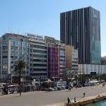 Piraeus' seafront
