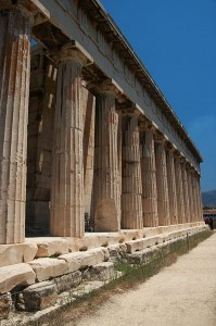 Temple of Hephaestus (South), Athens