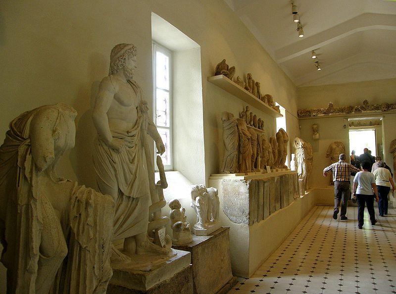 Museum of Epidaurus, Greece