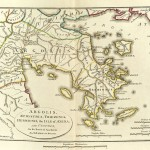Map of ancient Argolis