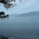 Argolic Gulf - view from Nafplion, Greece
