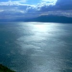 The Argolic Gulf, Greece