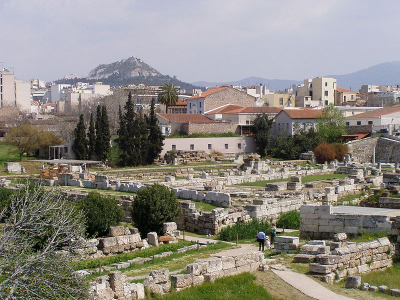 Kerameikos, Athens, Greece