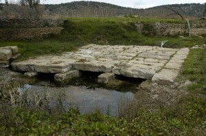 The Classical period stone bridge