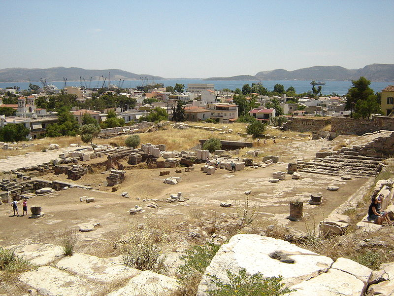 Ancient Eleusis, Greece