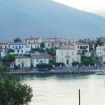 Galaxidi harbor, Central Greece