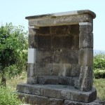 The Dionysos Monument today