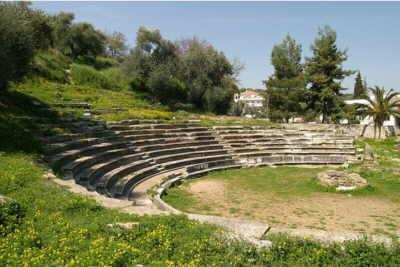 Ancient Theatre of Gythio