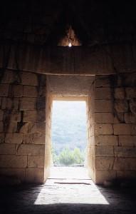 Mycenae - Tomb of Clytemnestra