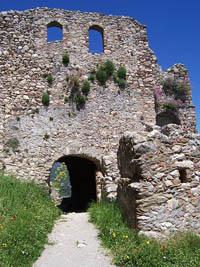 Mystras Fortress