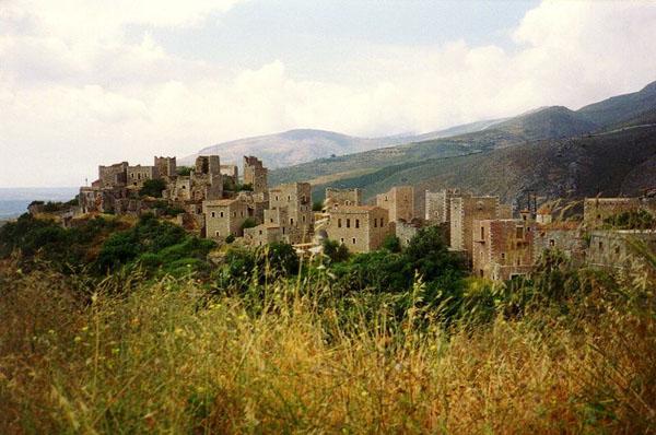 Vathia Mani, Peloponnese