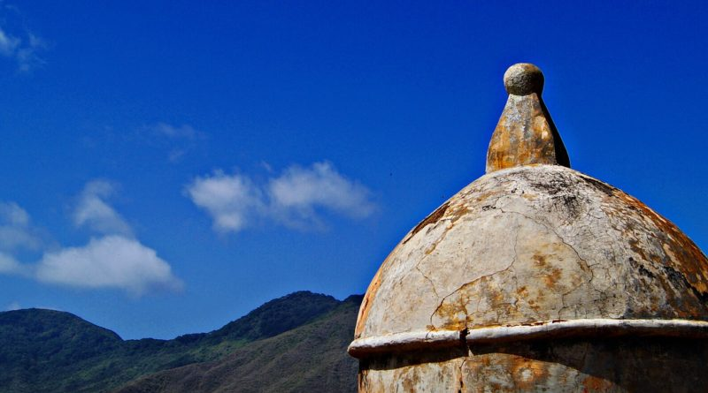 Chapel, Sparta, Peleponnese, Greece