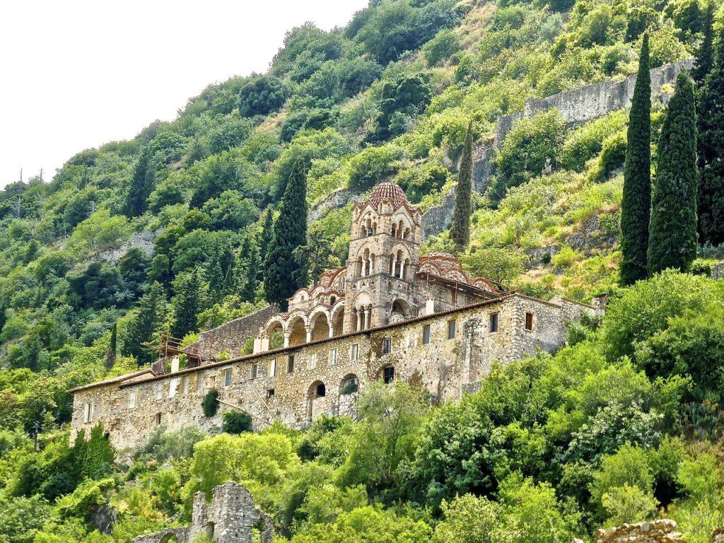 Mystras, Peleponnese