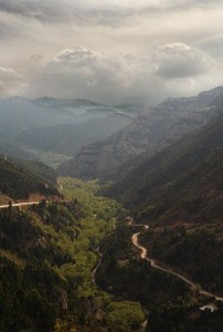 Vouraikos Gorge, Peloponnese