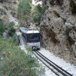 Diakofto Kalavrita railway, Greece