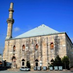Bayezid (Mehmed I) Mosque in Didymoteicho, Thrace, Greece