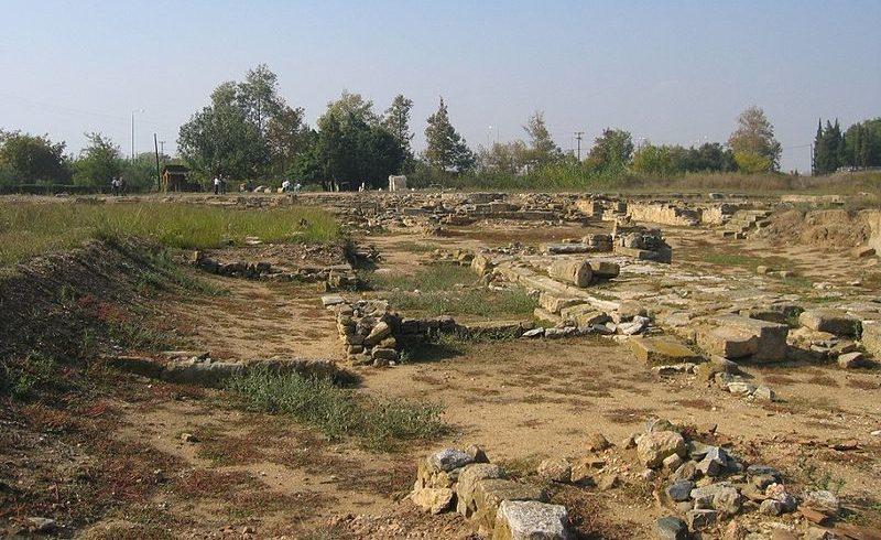 Ancient Abdera, Thrace, Greece