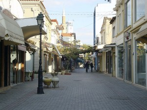 Central Komotini, Thrace, Greece