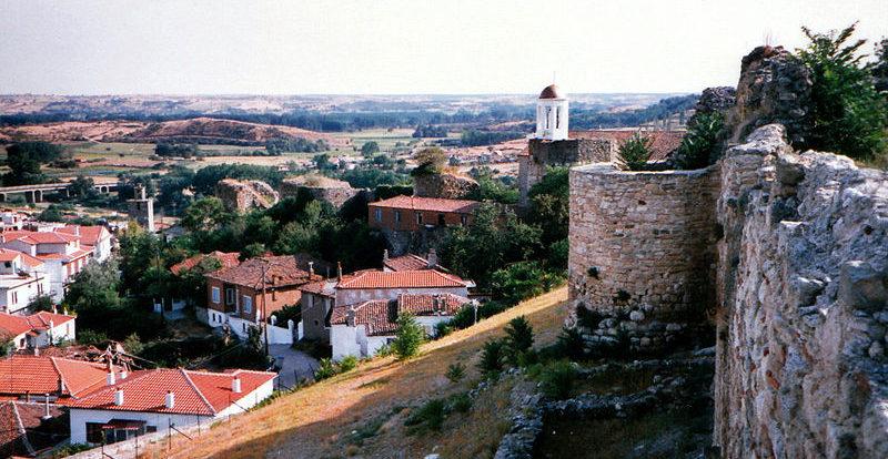 Castles of Dydymoteicho, Thrace, Greece