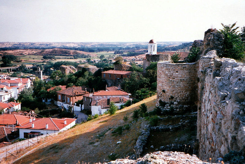 Castles of Dydymoteicho, Thrace, Greece