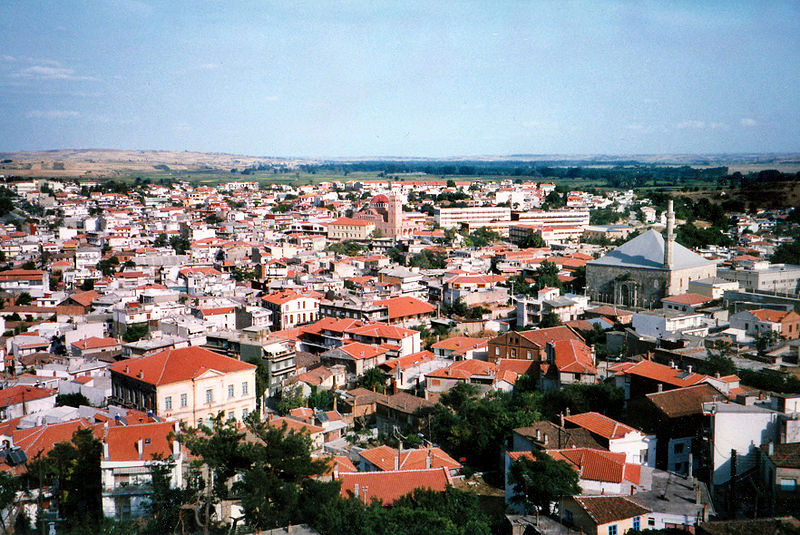 Didymoteicho, Thrace, Greece - overview