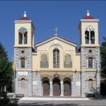 Holy Cathedral of the Assumption of Virgin Mary, Kalavrita, Greece