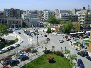 Komotini Center, Thrace, Greece
