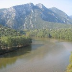 River Nestos - Greece-Bulgaria