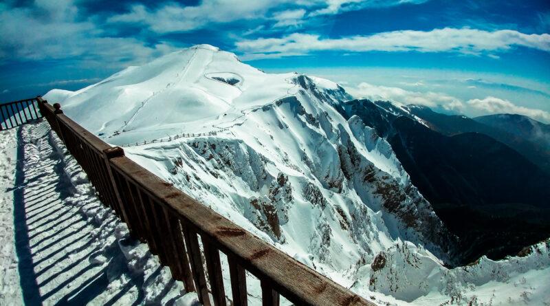 Falakro Greece Ski Center, Drama, Central Macedonia Greece