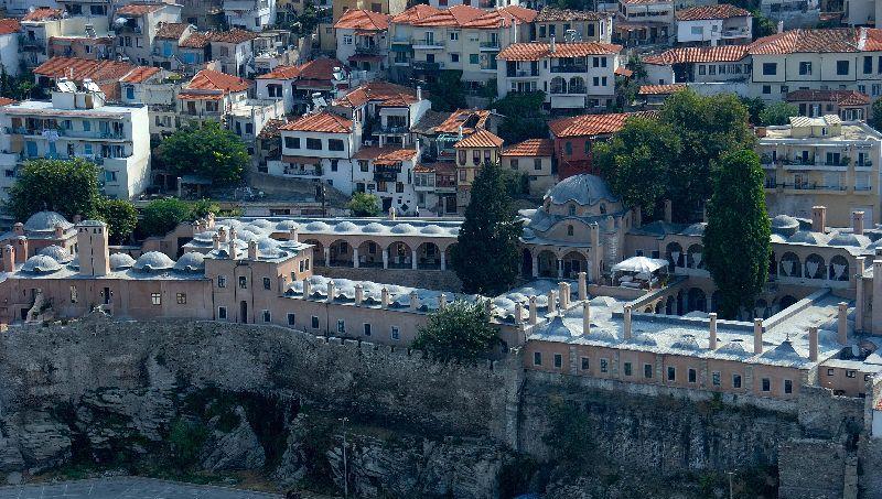 Imaret in Kavala, Macedonia, Greece