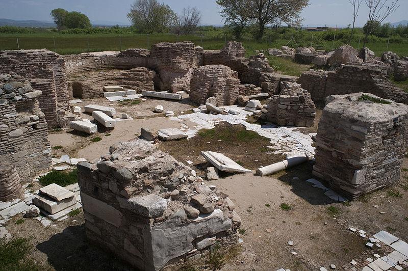 Mosynopolis (Maximianoupolis), Thrace, Greece