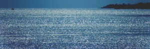 The Thracian Sea, Greece