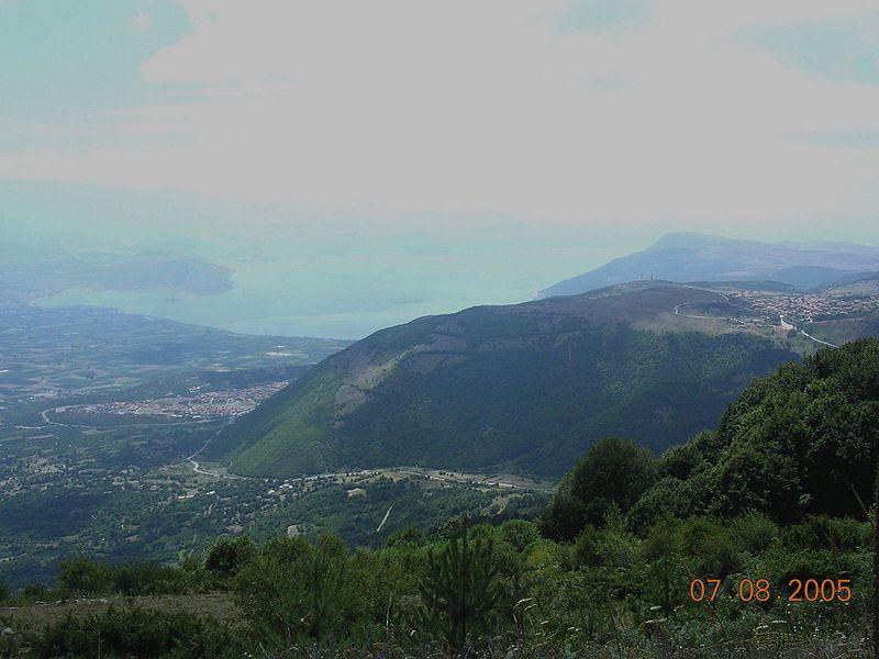 Village of Agios Athanasios, near the Voras Mountains, Pella, Greece