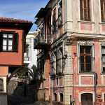 The old city of Xanthi, Greece