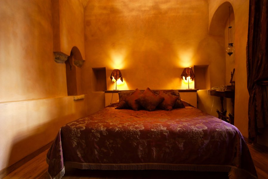 suite at the Imaret in Kavala