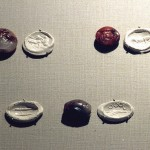 5 Seals—impressions (Minoan civilization)