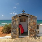 Chapel in Kato Gouves, Crete