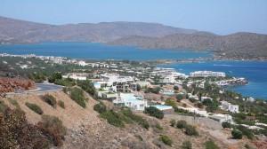 Elounda in Lasithi, Crete