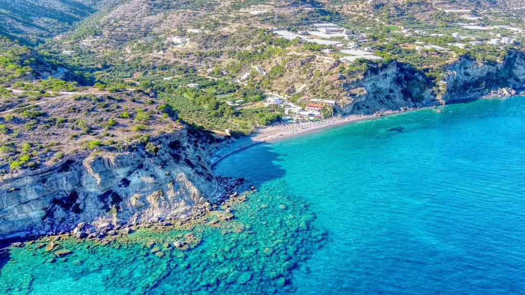 Agia Fotia beach, Ierapetra, Crete - photo by Evangelos Bikakis