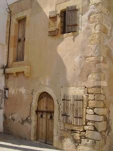 Napoleon's residence in Ierapetra, Crete