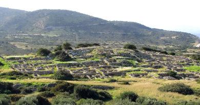 Gournia, Minoan Palace, Crete