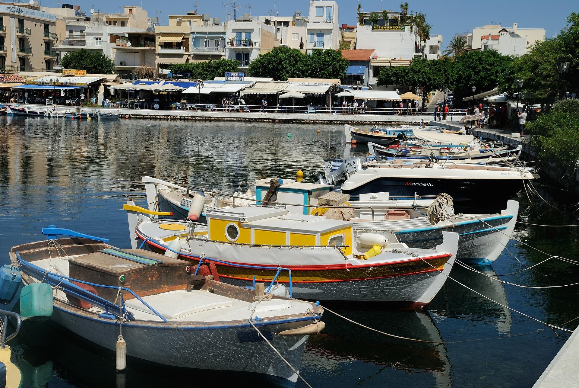 Travel to Agios Nikolaos, Lasithi, Crete, Greece