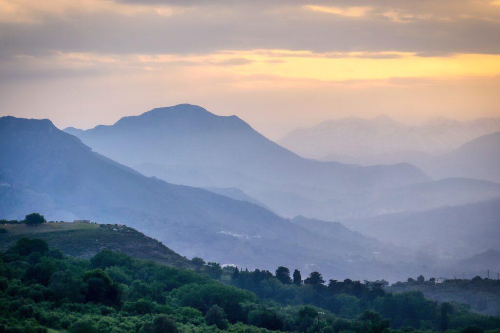 Mountains of Crete, Greece